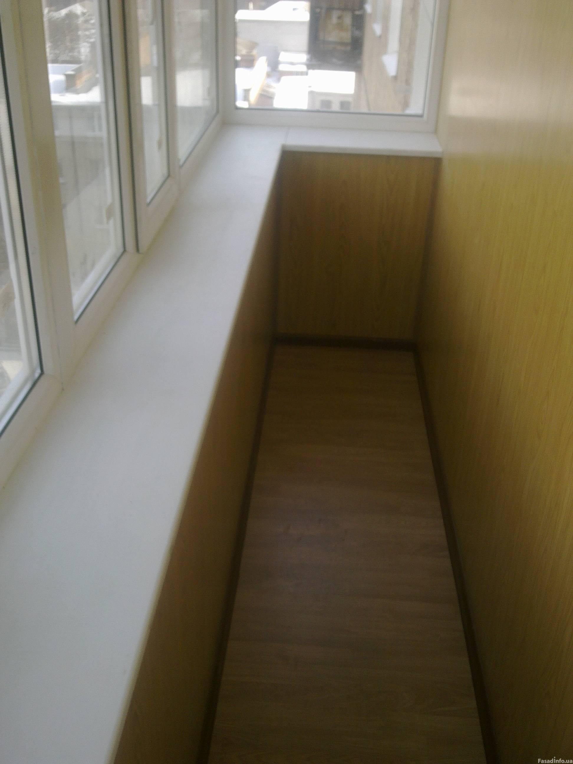 """Балконы и лоджии """"под клюЧ"""" с поэтапной оплатой. днепр. 12-1."""
